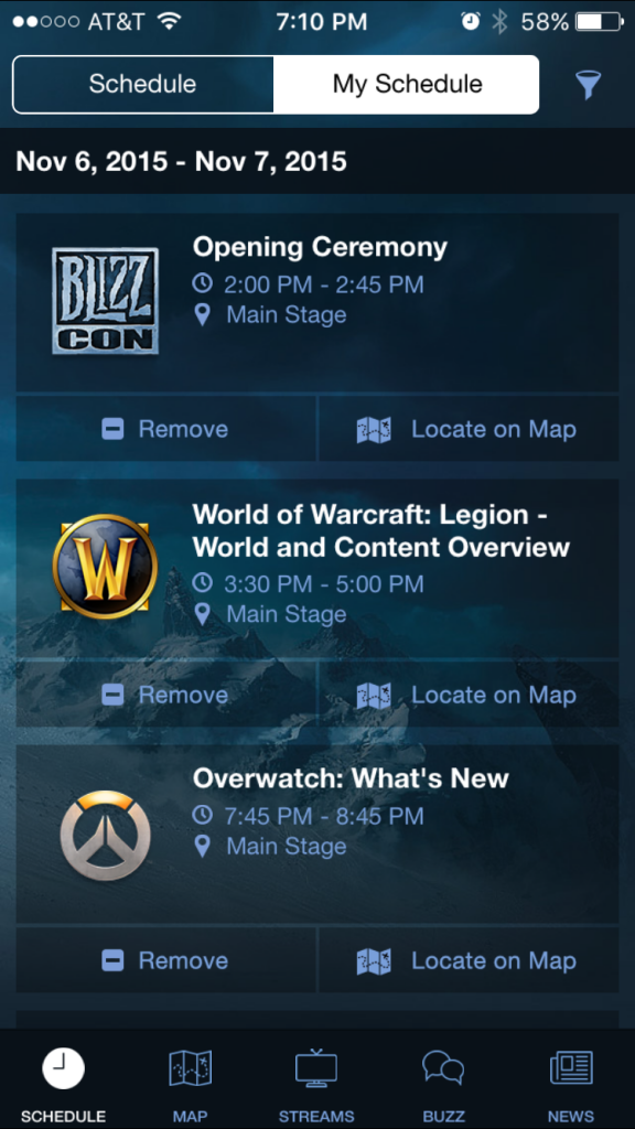 BlizzConGuideSchedule